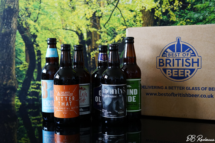 Win a case of Traditional Bitters from Best of British Beer