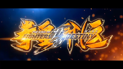 The King Of Fighters: Destiny episodio 4