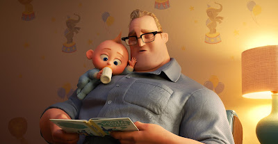 Review Movie Animasi Incredibles 2 Yang Sangat Best!