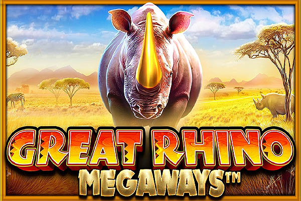 Main Gratis Slot Demo Great Rhino Megaways (Pragmatic Play)