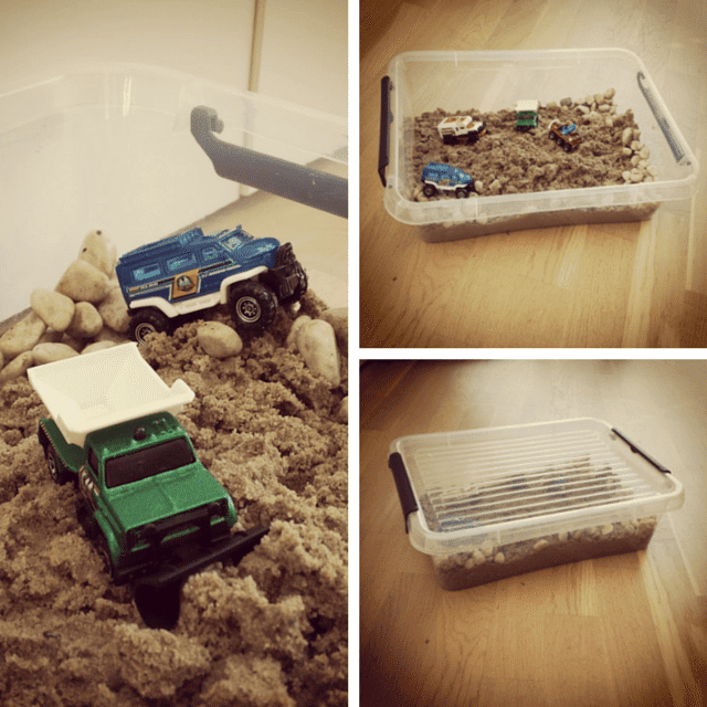 Ondeugende Spruit Zandbak Alternatief Vies