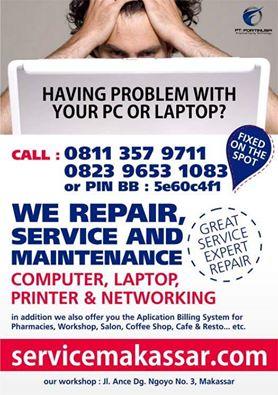 service komputer makassar