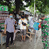 Operasi Yustisi Anggota Koramil 17 Gondangrejo Ajak Warga Menerapkan Hidup Sehat