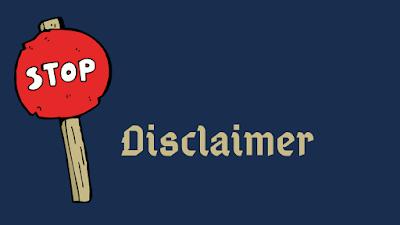 Avidha disclaimer