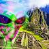 """Нове НЛО: над руїнами в Перу помічені """"прибульці"""""""