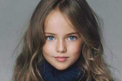 Ini Dia Anak Perempuan Paling Cantik di Dunia! Fotonya Sungguh Mempesona