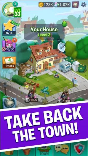 تنزيل لعبة Plants vs Zombies 3