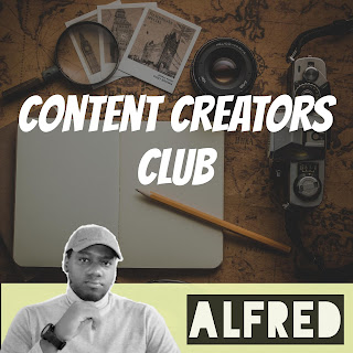 Content Creators Club : hosted by Alfred