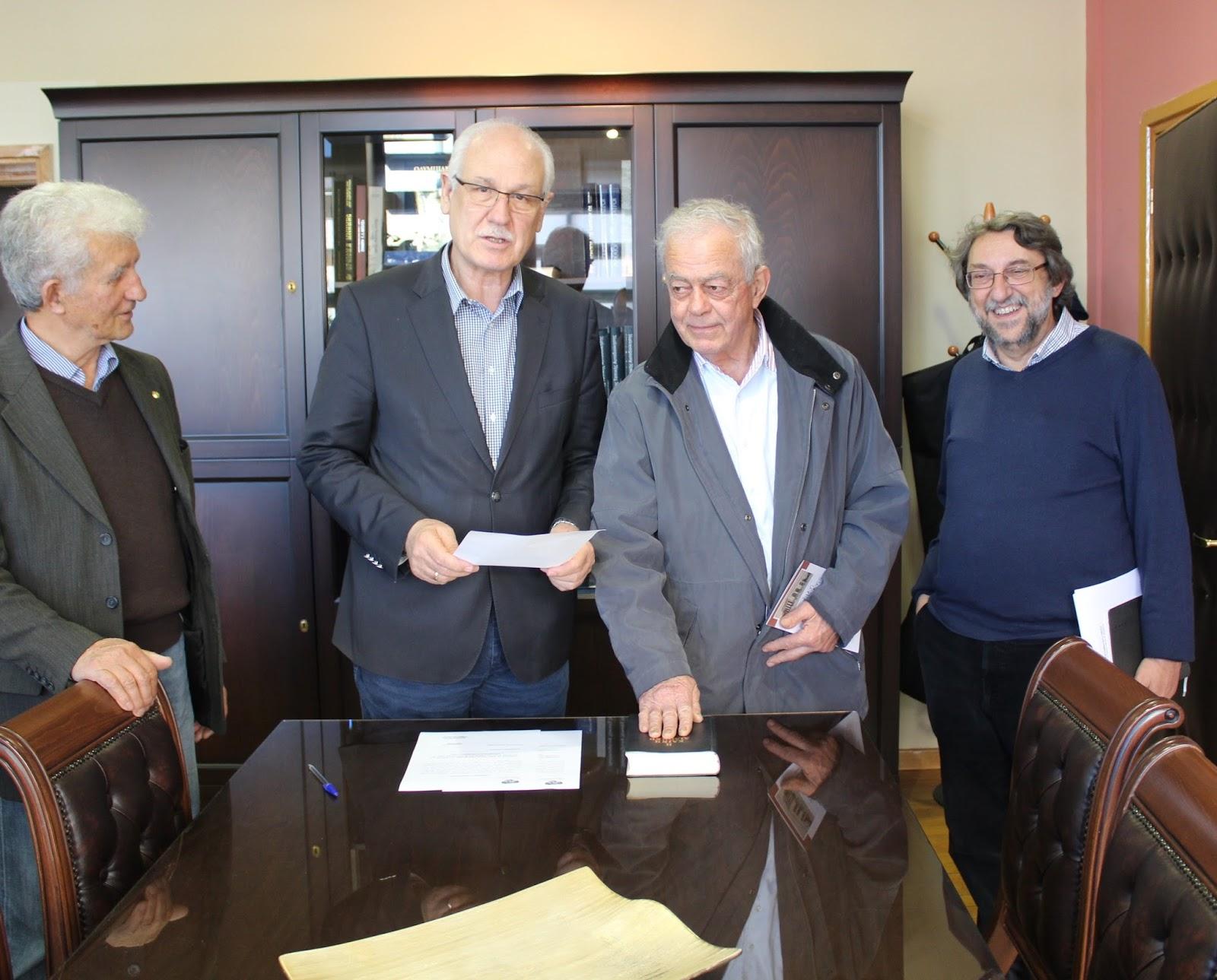 Ορκωμοσία συμβούλου της 3ης Δημοτικής Κοινότητας του Δήμου Λαρισαίων