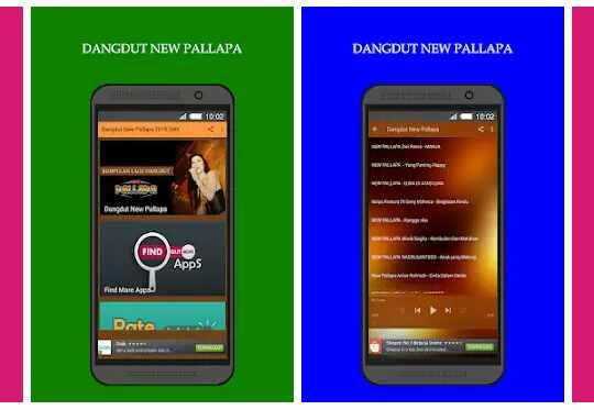 Aplikasi Kumpulan Lagu Palapa Lengkap Terbaik