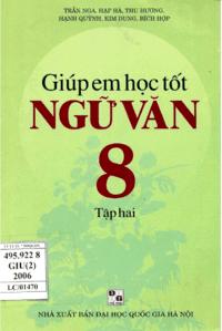 Giúp Em Học Tốt Ngữ Văn 8 Tập 2 - Trần Nga