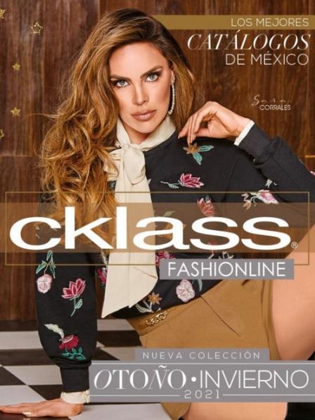 Fashionline  Digital cklass Ropa  Otoño Invierno  2021: vestimenta