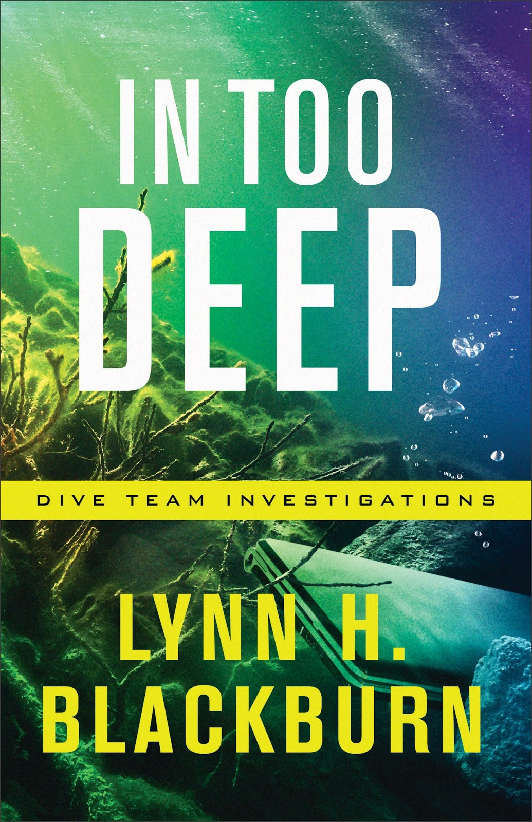 In Too Deep book cover