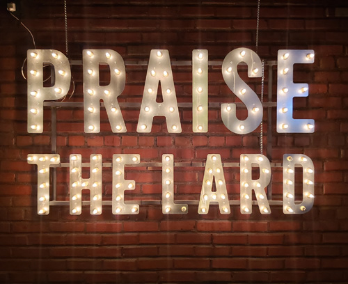 2019 Praise The Lard BBQ Contest