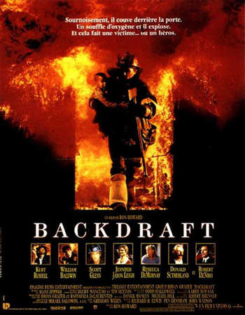Poster Of Backdraft 1991 Dual Audio 400MB BRRip 480p ESubs Free Download Watch Online Worldfree4u