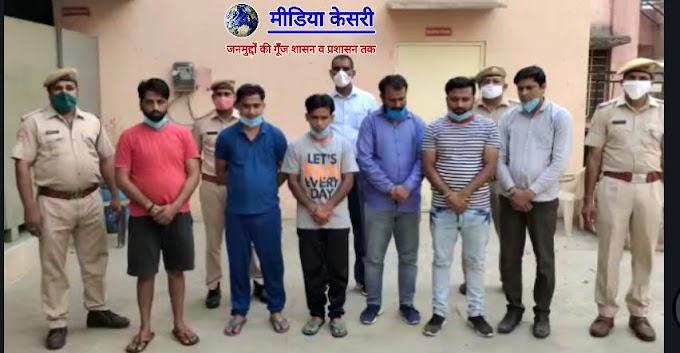 रेमडेसिविर इंजेक्शन की कालाबाजारी:-Jaipur News- पकड़े गए इंसानियत के दुश्मन 15 हजार रुपए में बेच रहे थे एक इंजेक्शन !
