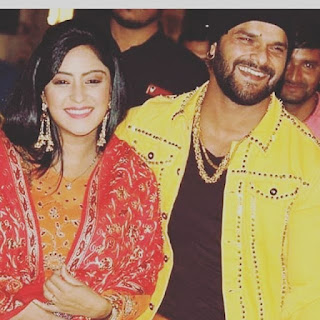 Khesari Lal Yadav and Shubhi Sharma Movie List