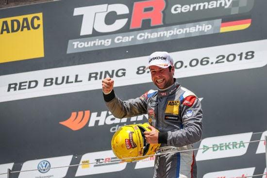 Erster Saisonsieg für Audi-Pilot Langeveld auf dem Red Bull Ring