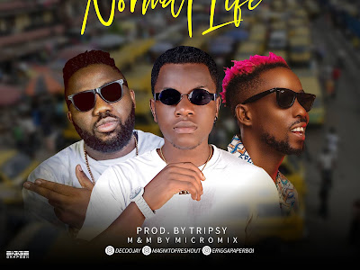 Audio + Video: Decoo Jay- Normal Life ft Magnito x Erigga