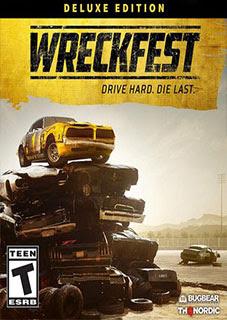 Wreckfest Deluxe Edition Torrent (PC)