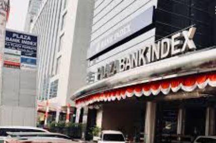 Alamat lengkap dan Nomor Telepon Kantor Bank Index di Jakarta Pusat