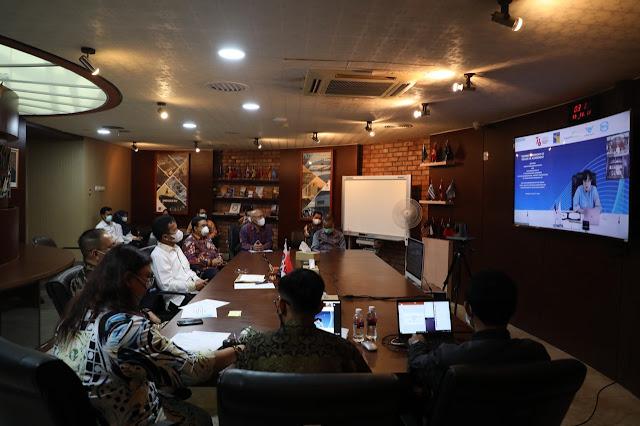 BP Batam dan Konsorsium Angkasa Pura I - IIAC - WIKA Tandatangani Perjanjian Awal (HoA) Kerja Sama Pengelolaan Bandara Batam