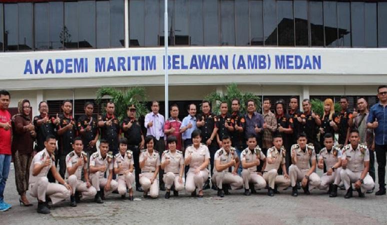 PENERIMAAN MAHASISWA BARU (AMB) 2019-2020 AKADEMI MARITIM BELAWAN