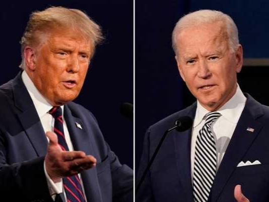 Donald Trump beats Joe Biden even after losing US presidential election