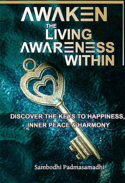 Get the Book Awaken the Living Awareness Within | Interconnected Life, Infinite Wisdom, Abundance, Quantum Creation, Synchronicity, Holographic Fractal Self-Organization, Quantum Universe