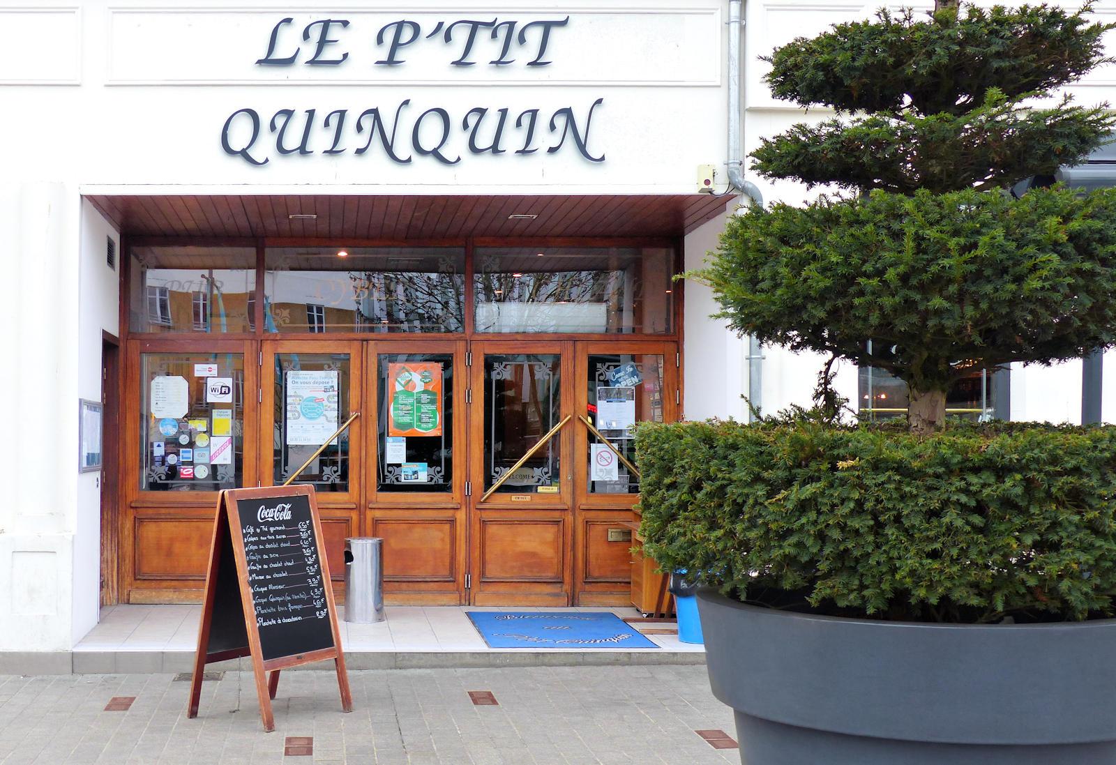 Brasserie le P'tit Quinquin, Tourcoing