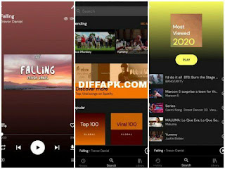 YTPlayer – YouTube, Spotify & Soundcloud Downloader Apk v2.8 [Premium]