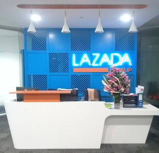 Địa chỉ Lazada