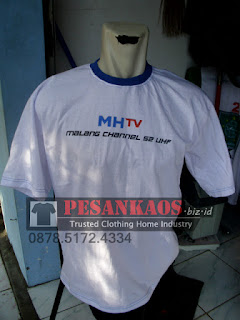 Supplier Kaos Promosi Produk