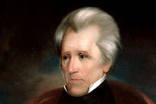 Biografi Andrew Jackson