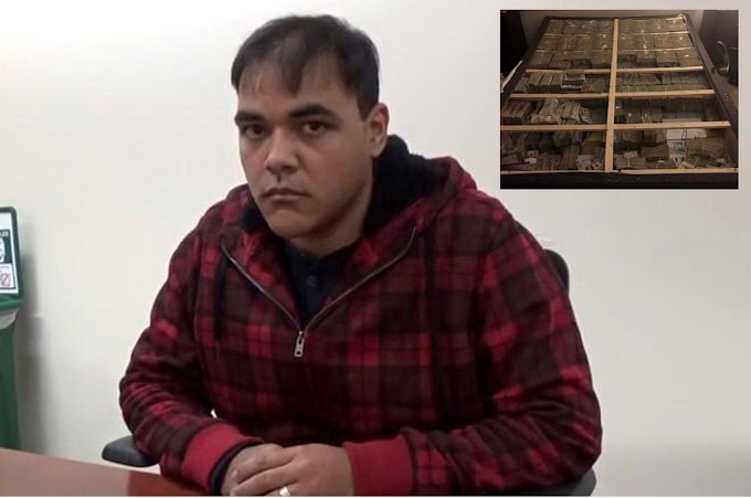 Un brasileño que transportaba dinero sucio de  TelexFree condenado en Corte Federal de Boston