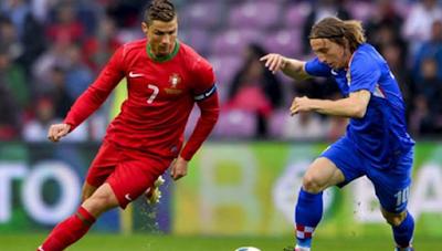 Prediksi Portugal vs Kroasia : Juara Bertahan Siap Pesta