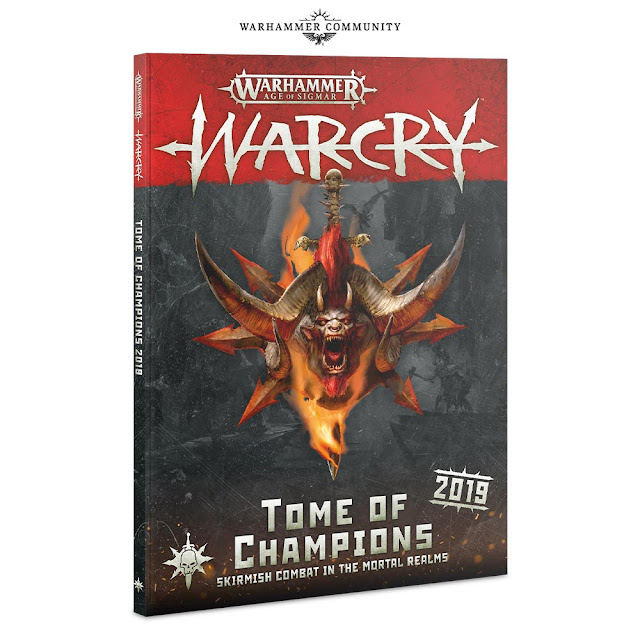 Tome of Champions Warcry
