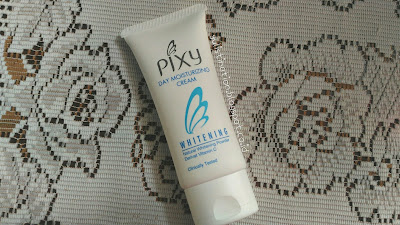 REVIEW : Pixy Day Moisturizing Cream Whitening - The