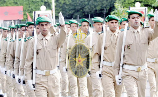 مباراة ولوج مدارس القوات المسلحة الملكية 2020