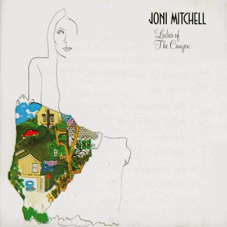 Joni Mitchell, Ladies of the Canyon