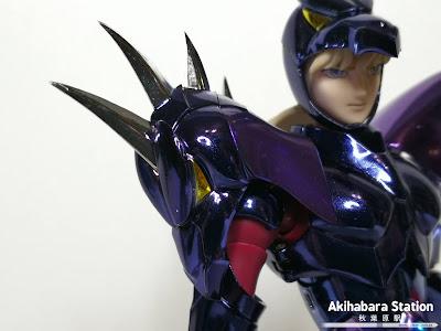 Review del Myth Cloth EX Dubhe Alpha Siegfred de Saint Seiya - Tamashii Nations