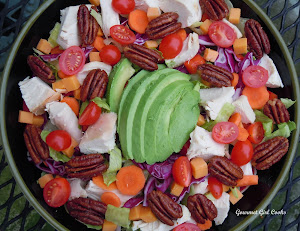 Salad Bar in a Bowl