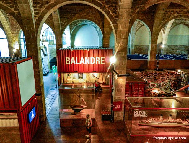 """Exposição """"7 Barcos, 7 Histórias"""" no Museu Marítimo de Barcelona"""