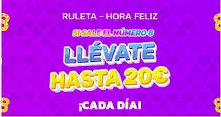 mondobets La hora feliz hasta 21-11-21