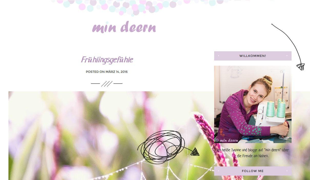 min deern: CSS Tutorial - Bilder (nebeneinander) anordnen