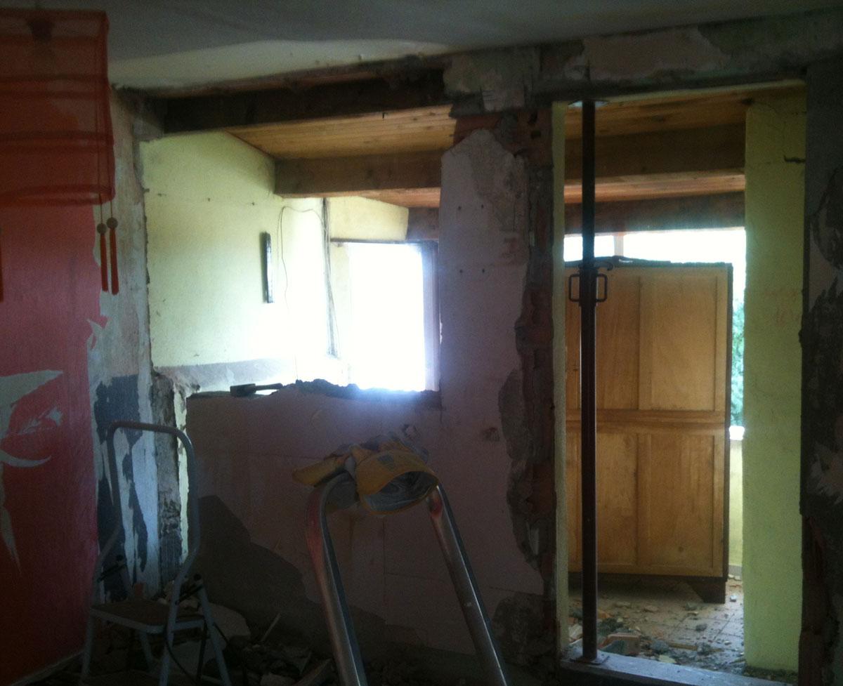 r novation de ma maison casser un mur porteur 2. Black Bedroom Furniture Sets. Home Design Ideas