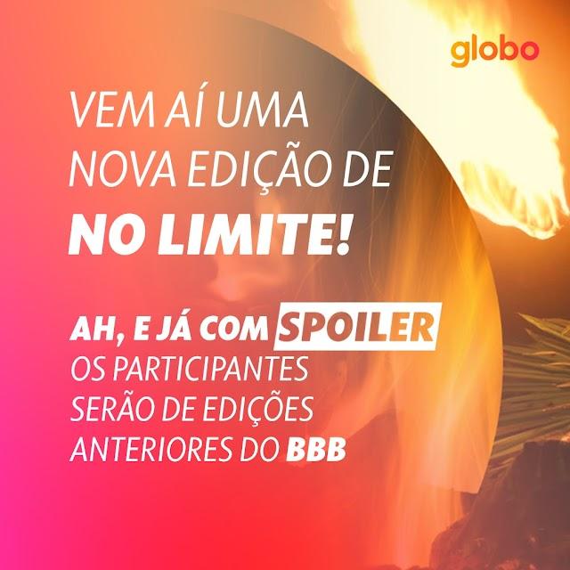Globo confirma 'No Limite', com ex-participantes do BBB