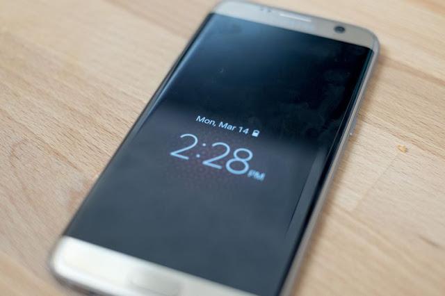 Layar Samsung Galaxy S7