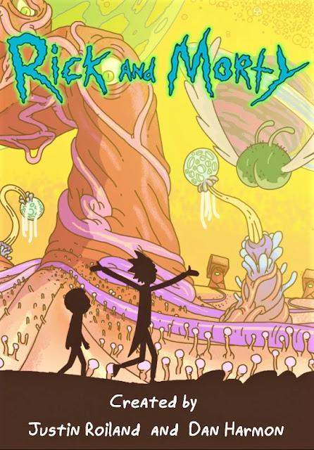 Rick and Morty dizisinin konusu ve fragmanı