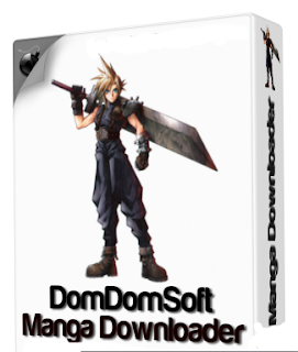 DomDomSoft Manga Downloader Portable